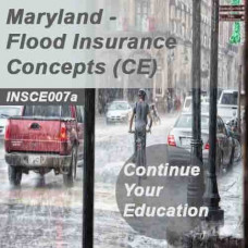 Maryland - Flood Insurance Concepts (CE)