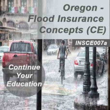 Oregon - Flood Insurance Concepts (CE)