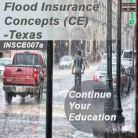 Texas - Flood Insurance Concepts (CE)