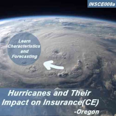 Oregon: 2hr CE - Hurricanes and their Impact on Insurance
